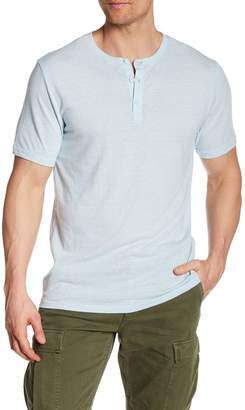 Threads 4 Thought Baseline Short Sleeve Triblend Tee