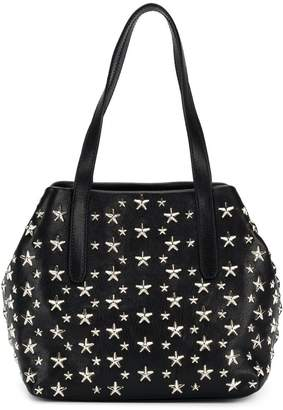 Free Shipping At Farfetch Jimmy Choo Star Stud Tote Bag