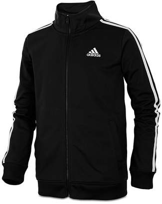 adidas Boys' Iconic Tricot Jacket - Little Kid