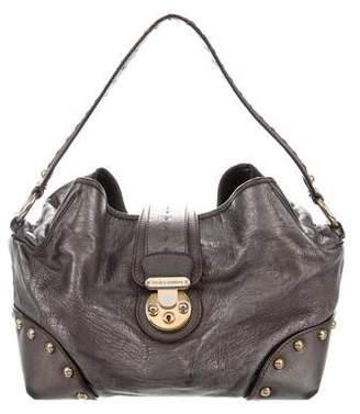 befd97a50 Dolce & Gabbana Metallic Leather Handbags - ShopStyle