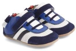 Robeez R) 'Everyday Ethan' Crib Shoe