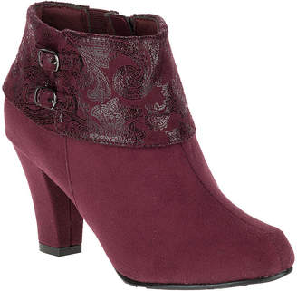 Hush Puppies Womens Creel Booties