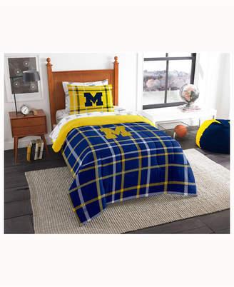 Northwest Company Michigan Wolverines 5-Piece Twin Bed Set