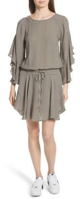 A.L.C. Cannon Stripe Silk Dress