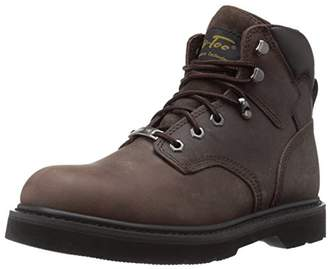AdTec Men's 6 Inch Steel Toe 9328-M Work Boot