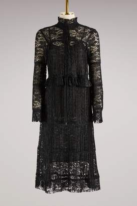 See by Chloe Lace long Dress