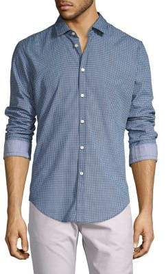 BOSS Rikki Printed Shirt