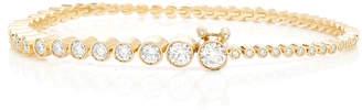Sophie Bille Brahe 18K Gold Diamond Tennis Bracelet