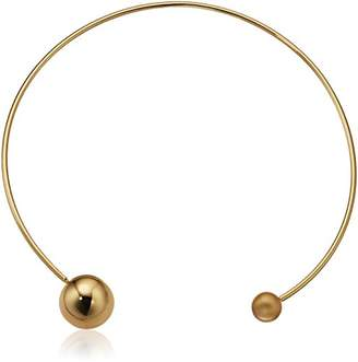 Rebecca Minkoff Sphere Collar Choker Necklace