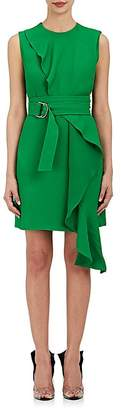 Calvin Klein Women's Crepe Belted Dress