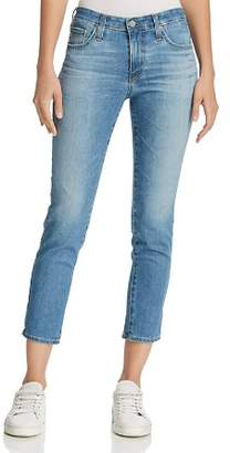 AG Jeans Prima Crop Jeans in 12 Years Canyon Blue - 100% Exclusive