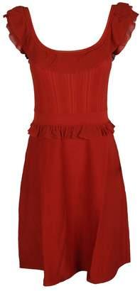 Paule Ka Sleeveless Dress