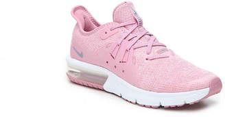 Nike Sequent 3 Youth Sneaker - Girl's