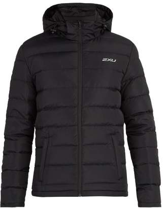 2XU Classix Quilted Down Jacket - Mens - Dark Grey