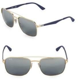 Ray-Ban 58MM Classic Aviator Sunglasses