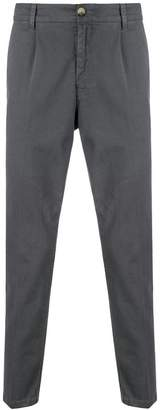 Haikure high waisted tailored trousers