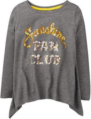 Gymboree Fan Club Swing Tunic