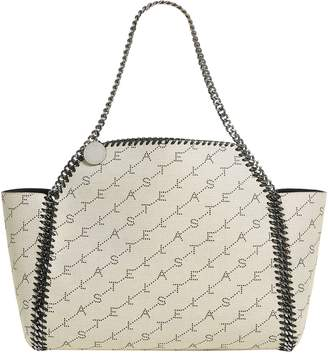 Stella McCartney Canvas Falabella Reversible Tote Bag