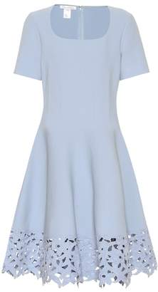 Oscar de la Renta Fit-and-flare dress