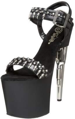 Pleaser USA Women's Bondgirl-712 Platform Sandal
