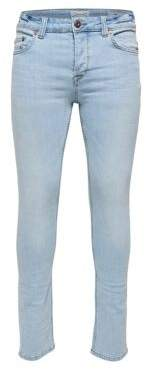 ONLY & SONS Washed Skinny Jeans