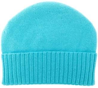 Cruciani knitted beanie
