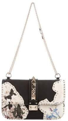 Valentino 'Kimono 1997' Rockstud Small Glam Lock Bag