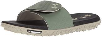 Under Armour Men's Fat Tire SL Slide Sandal