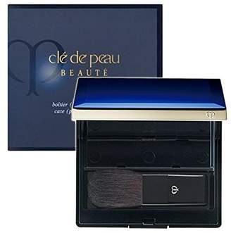 Clé de Peau Beauté powder blush duo case and brush - blush duo poudre by Cle De Peau