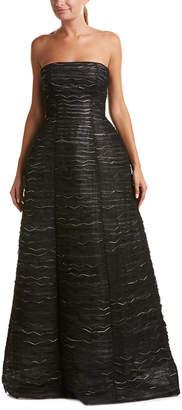 Escada Silk-Lined Gown