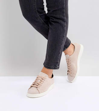 adidas Stan Smith Nuud Nubuck Sneakers In Pink