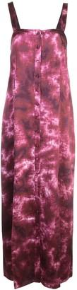Cinq à Sept tie-dye midi dress