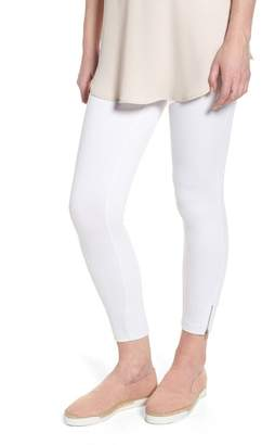 Lysse Lyss? Mini Zip Crop Leggings