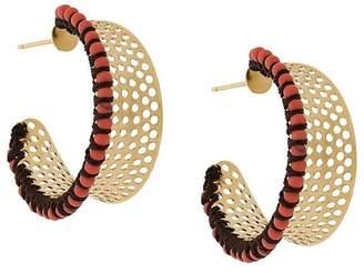Polder SFF beaded earrings