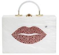 Charlotte Olympia Beauty Box Studded Handbag
