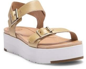 9057cb5e0041 UGG Leather Sole Women s Sandals - ShopStyle