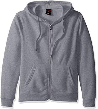 Southpole Men's Active Basic Hooded Full Zip Fleece in Premium Fabric