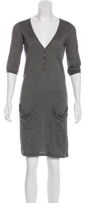 3.1 Phillip Lim Silk & Cashmere Knit Dress