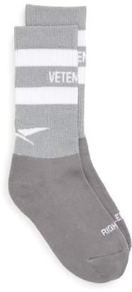 Vetements Reflective Socks