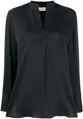 By Malene Birger v-neck flared blouse