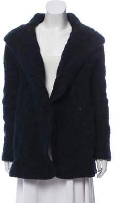 Diane von Furstenberg 2017 Mercer Shawl-Collar Jacket