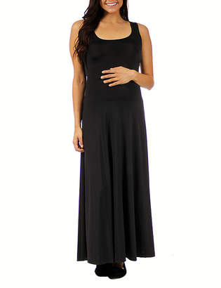 24/7 Comfort Apparel Sundress-Maternity