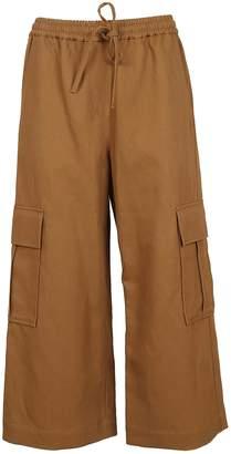 Kenzo Wide Leg Trousers