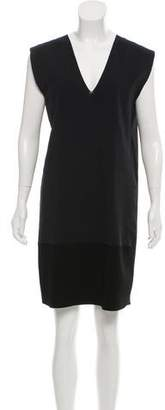 Celine Sleeveless Knit Dress