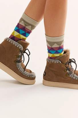 Wigwam Madeira Rainbow Crew Sock