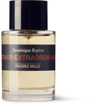 Frédéric Malle Vetiver Extraordinaire Eau de Parfum - Pink Pepper, Haitian Vetiver, Sandalwood, 100ml - Colorless