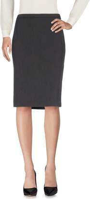 LAURAESSE Knee length skirts - Item 35335691CE