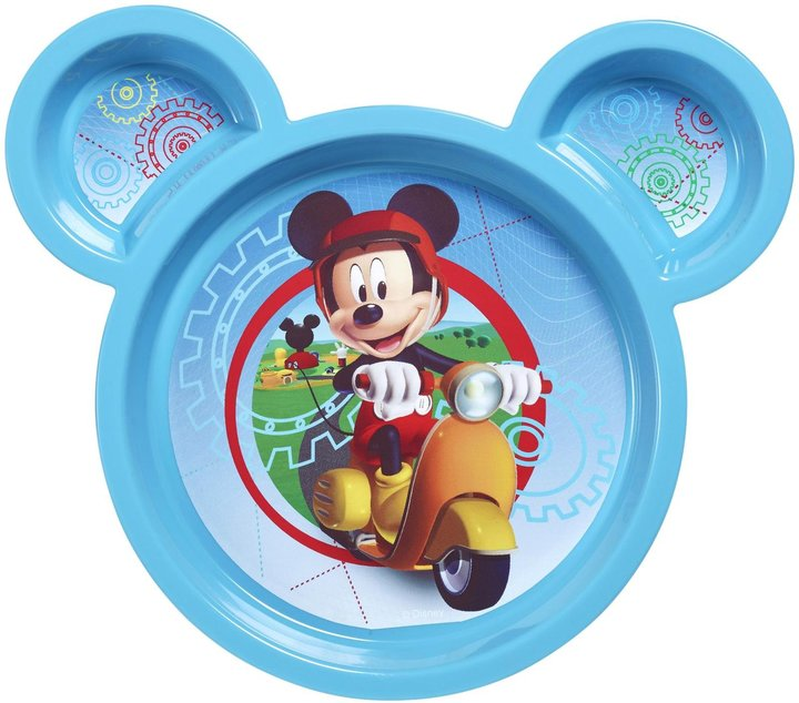 The First Years Divided Toddler Plate