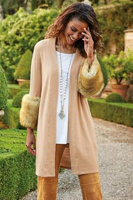 Soft Surroundings Bessette Cardi