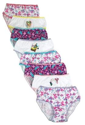 Trolls, Girls Underwear, 7+1 Bonus Pack Panties (Little Girls & Big Girls)